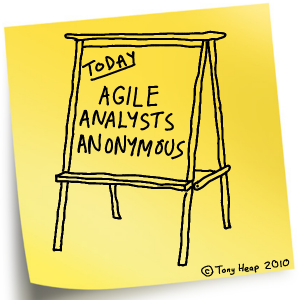 Agile Analysts Anonymous