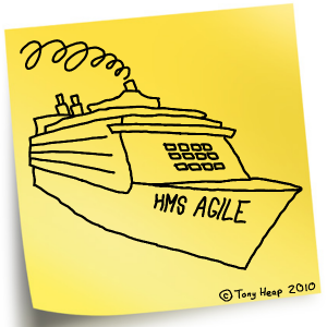 HMS Agile